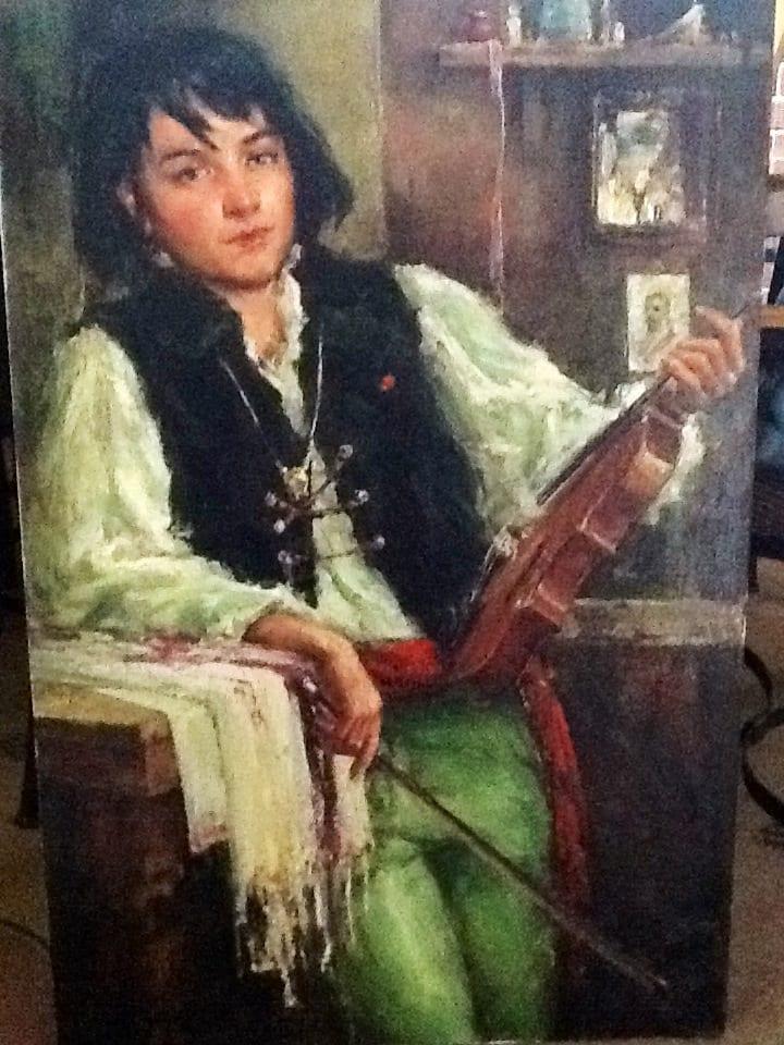 Anita marie fine art